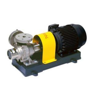SN/SNW_高壓SUS不鏽鋼製渦流泵浦