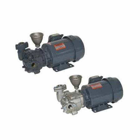 LVFD/LVSD_馬達一體型液封式真空泵浦 1