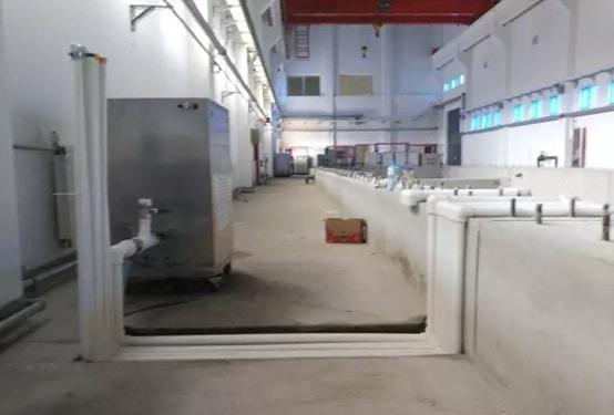 微氣泡技術應用於水利資訊化項目