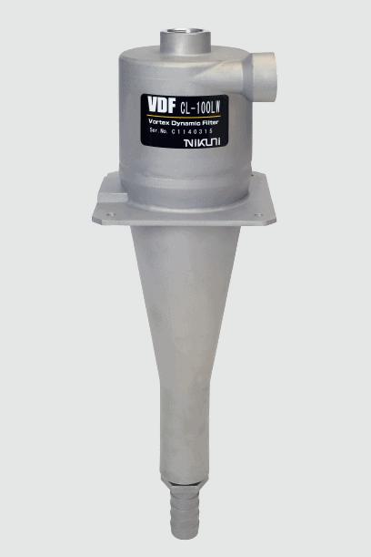VDF遠心分離過濾器