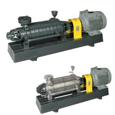 CM/CMS_高壓多段渦卷泵浦