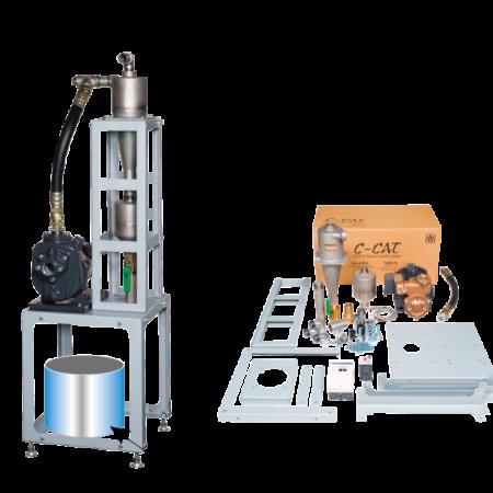 C-CAT 手動型切削液過濾淨化系統 1