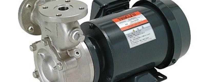 NIKUNI再生渦輪泵列表 1