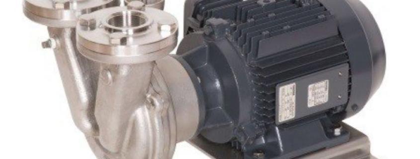 電子零組件製造業泵浦水塔採用變頻器設計 1